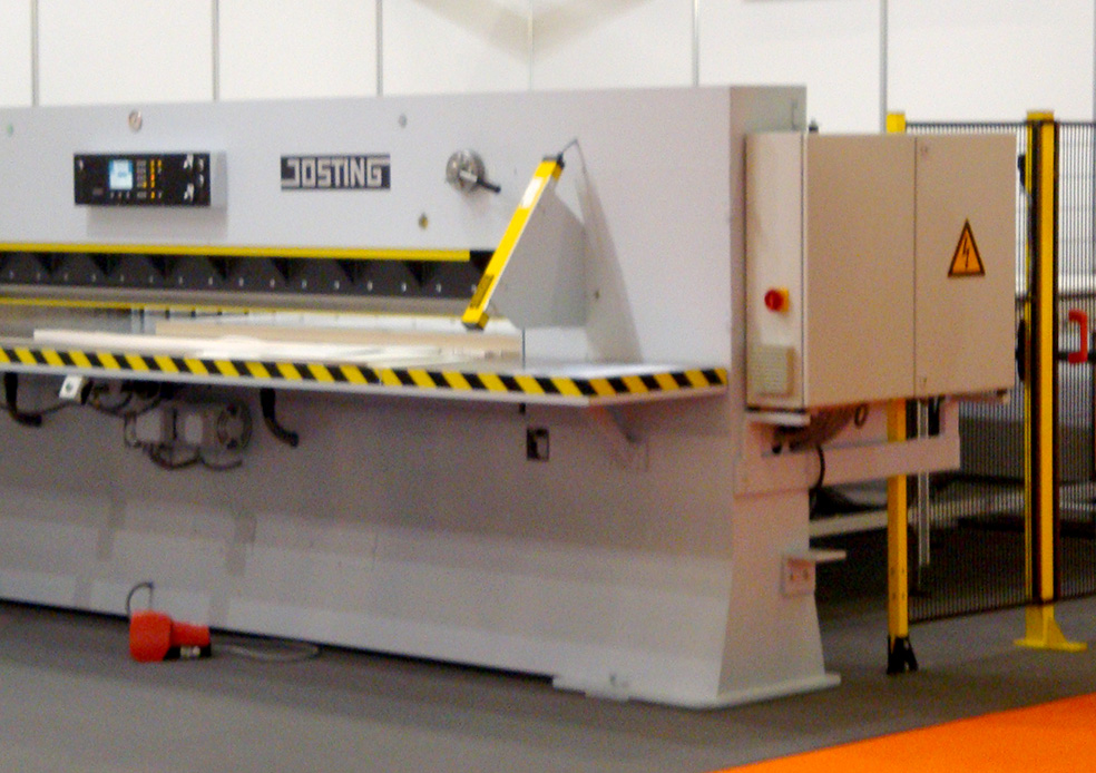 Printings cutter, die cutting
